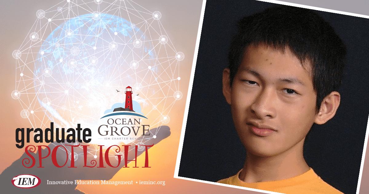Graduate Spotlight: Gavin L.