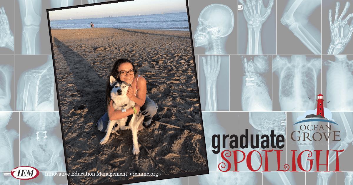 Graduate Spotlight: Maranda N.