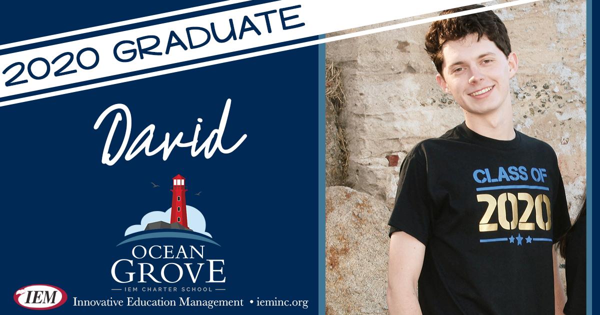 Graduate Spotlight: David N.