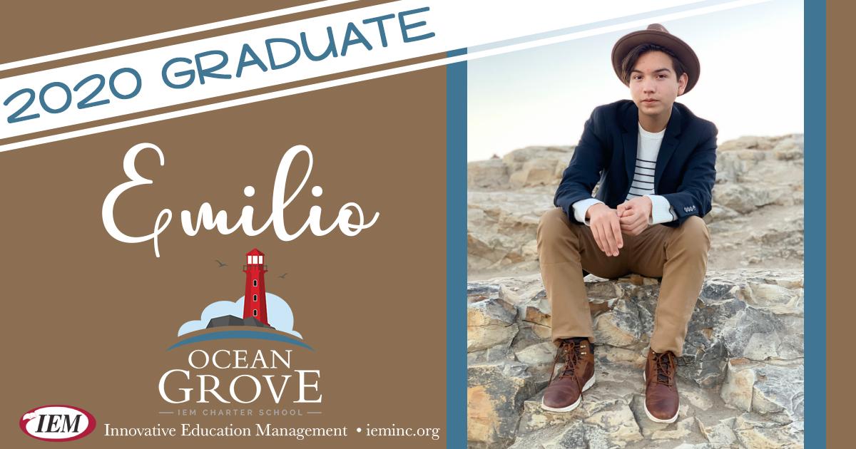 Graduate Spotlight: Emilio A.