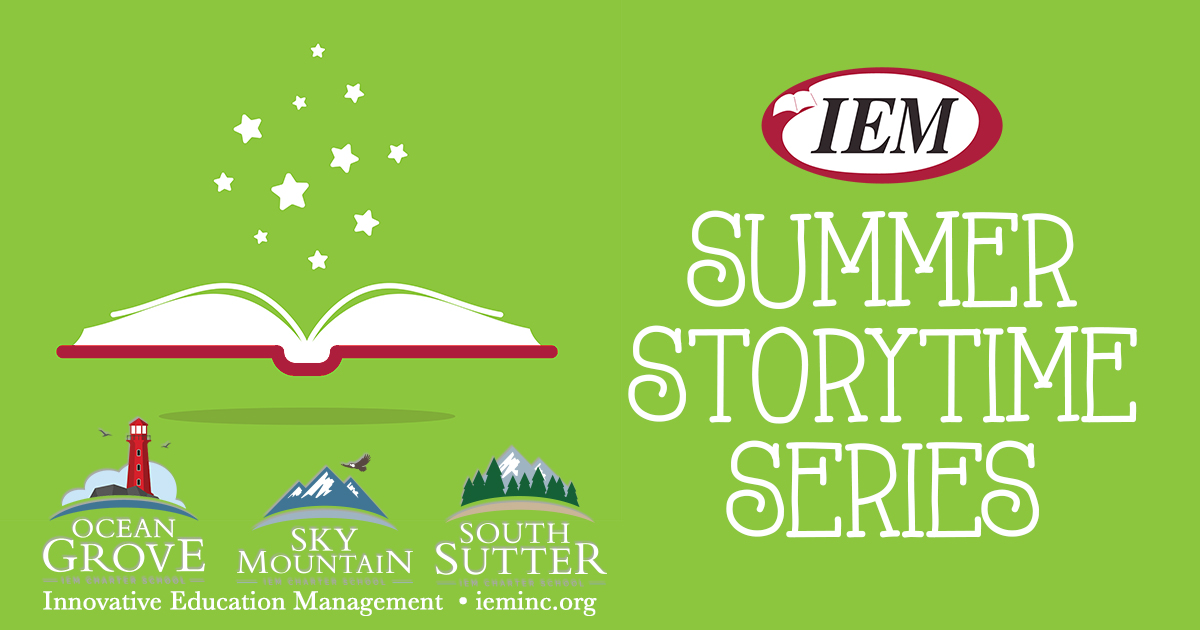 Summer Storytime Series