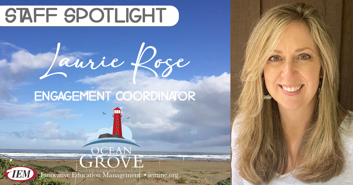 Staff Spotlight: Laurie Rose