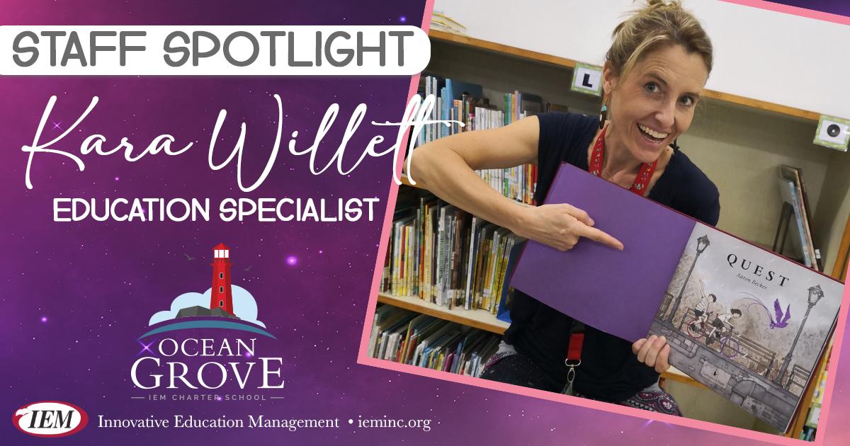 Staff Spotlight: Kara Willett