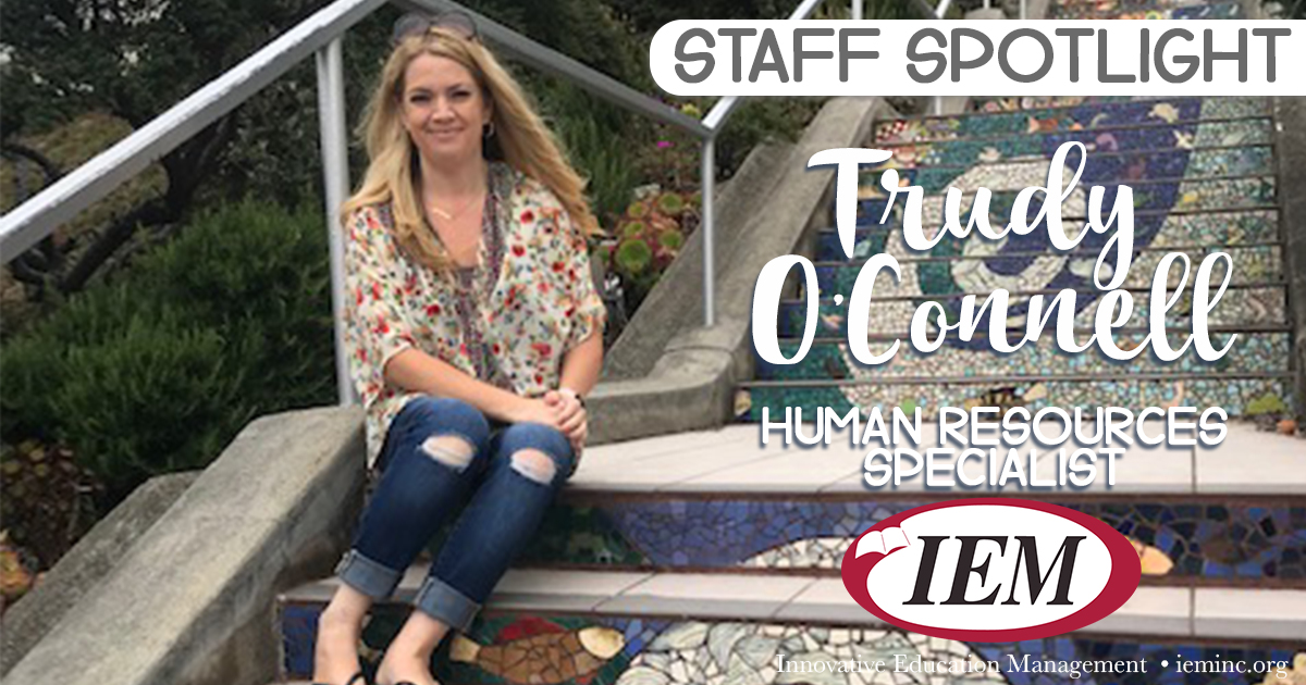 Employee Spotlight: Trudy O'Connell