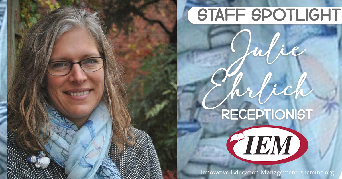 Employee Spotlight: Julie Ehrlich