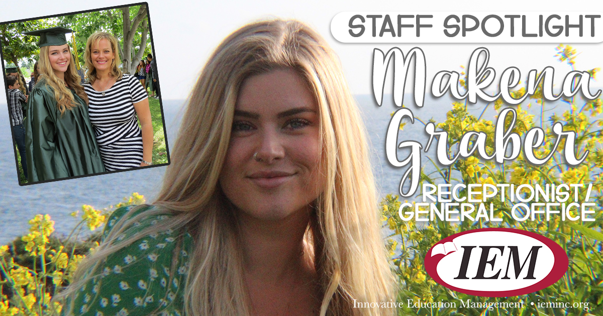 Employee Spotlight: Makena Graber