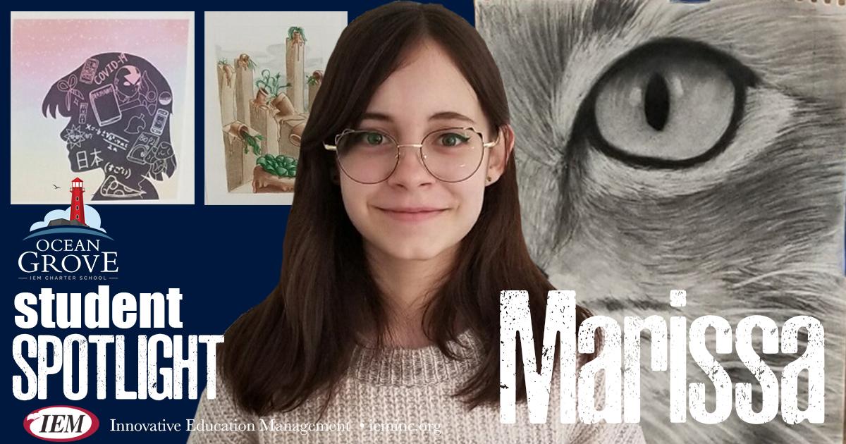 Student Spotlight: Marissa S.