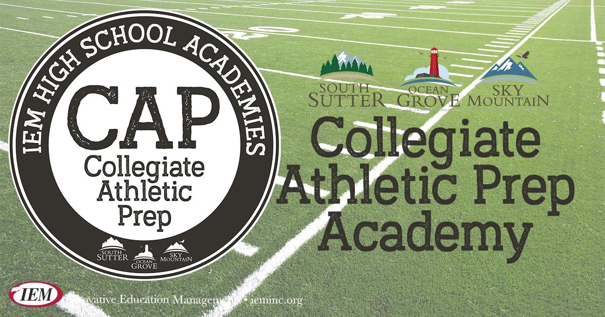 Collegiate Athletic Prep Academy (CAP)