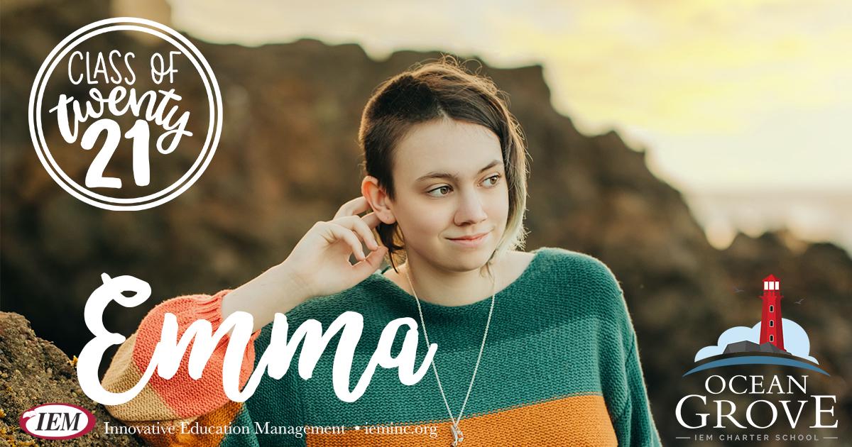 Graduate Spotlight: Emma R.