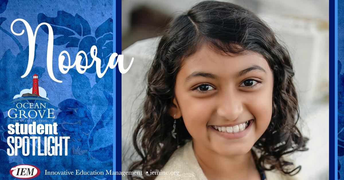 Student Spotlight: Noora