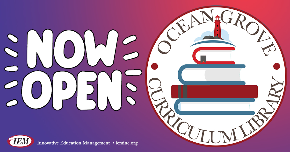 Curriculum Library - Ocean Grove