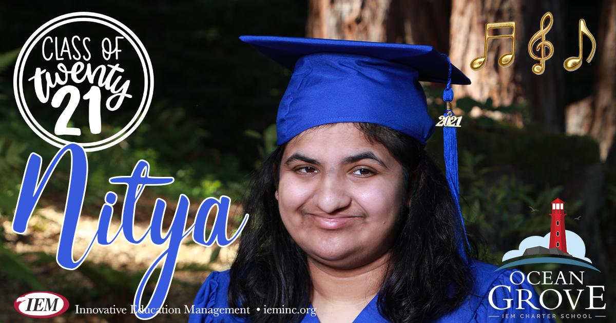 Graduate Spotlight: Nitya R.