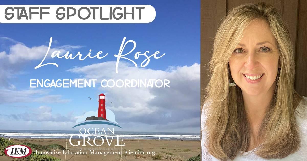 Staff Spotlight: Laurie Rose