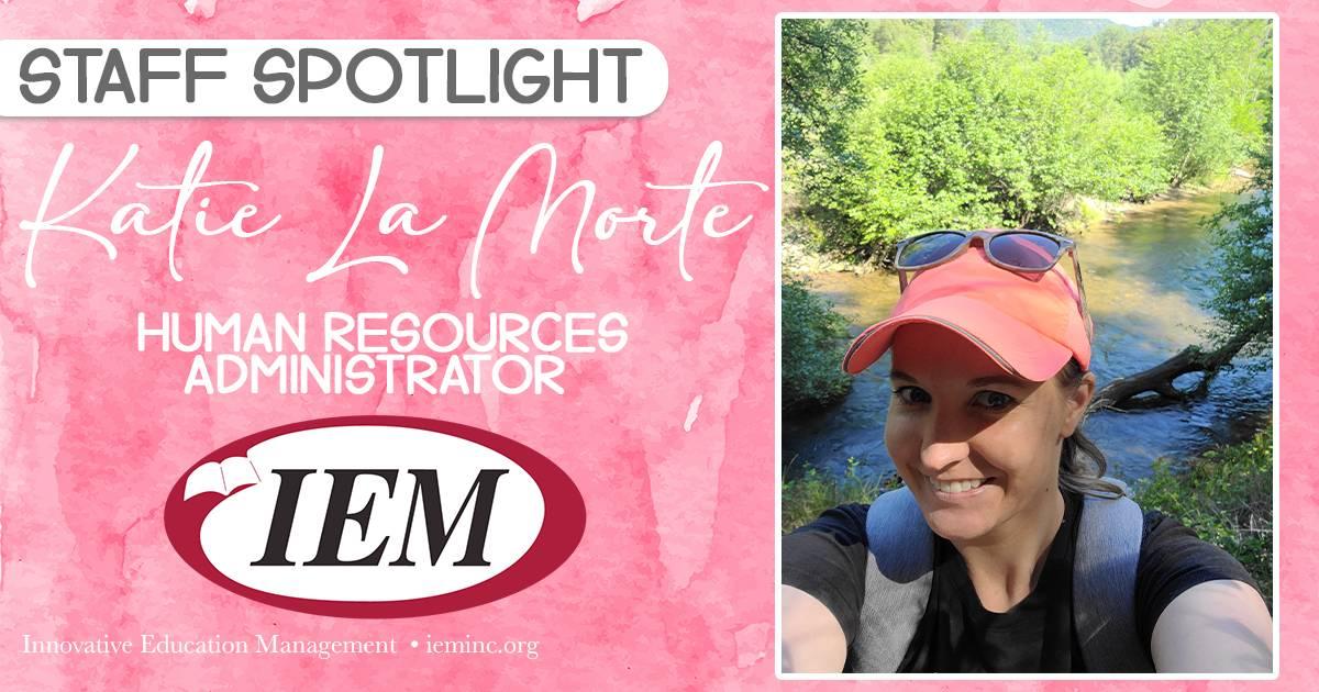 Staff Spotlight: Katie La Morte