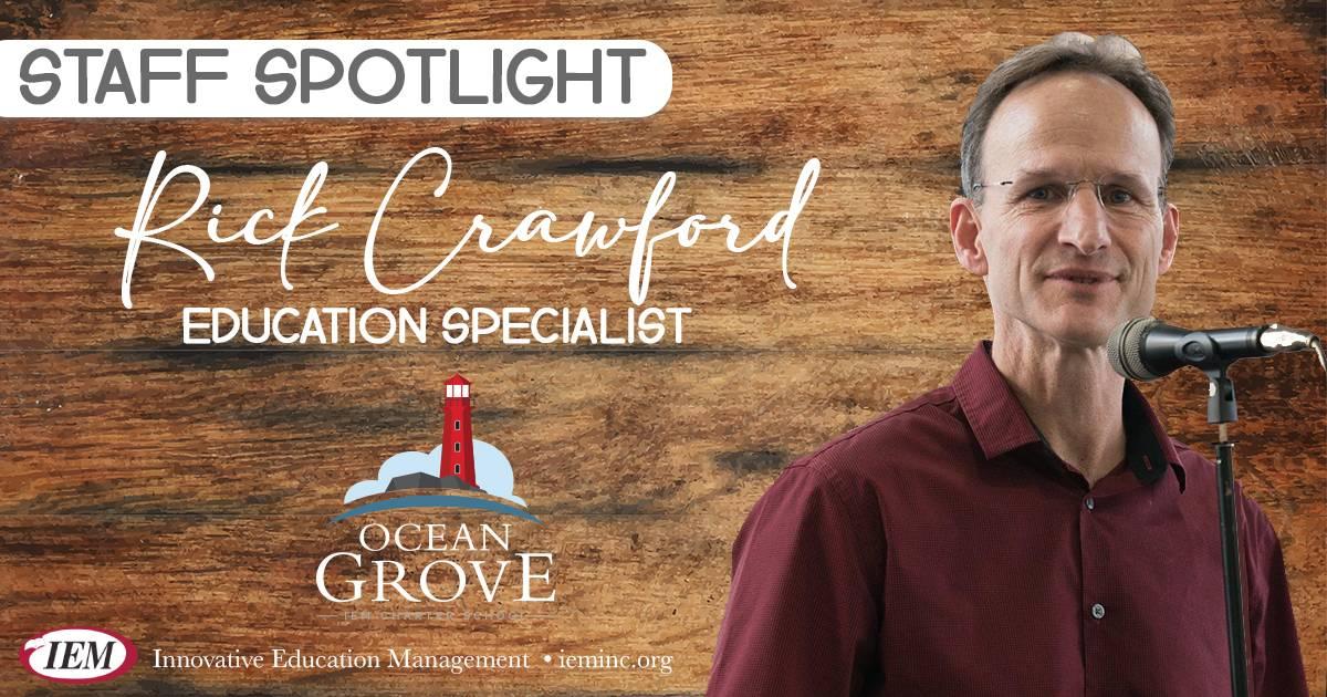 Staff Spotlight: Rick Crawford
