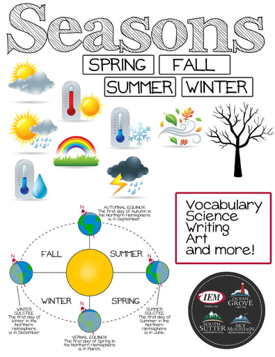 Seasons Packet